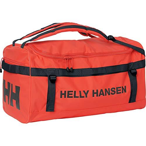 Helly Hansen Hh New Classic Duffel Bag M - Sacs bandoulière adultes unisexe, Rouge (Grenadine), 35x35x65 Cm (bX H T)