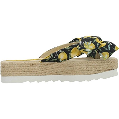 Jeffrey Campbell Sandals and Slippers for Women, Colour Yellow, Brand, Model Sandals and Slippers for Women 56543JE Yellow Yellow