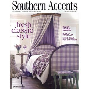 Southern Accents Magazine (January-February, 2001)