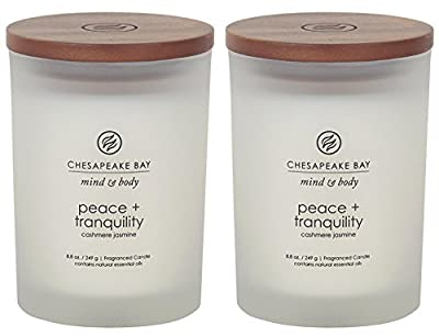 Chesapeake Bay Candle Mind & Body Coffee Table Scented Candle