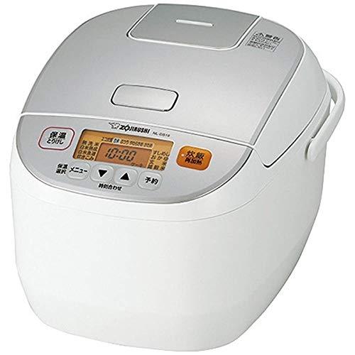 象印 マイコン炊飯ジャー 1升炊き ホワイト NL-DS18-WA   B074K1BSTN