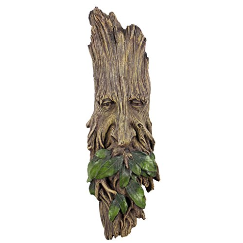 Design Toscano Whispering Wilhelm Tree Ent Sculpture (Wall Tree Sculptures)
