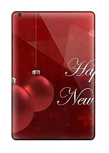 Hot AnnaSanders Ipad Mini 2 Hybrid Tpu Case Cover Silicon Bumper Happy New Year Greetings 6403057J29466417
