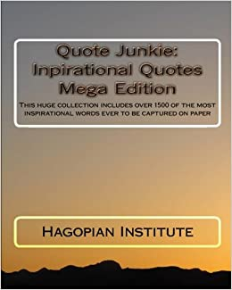 amazon in buy quote junkie inspirational quotes this huge