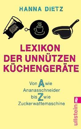 Price comparison product image Lexikon der unnützen Küchengeräte