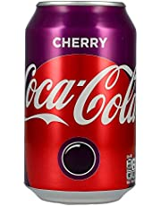Originele Coca Cola Cherry 72 blikjes x 330 ml. Megapack- altijd vers product in de fabriek.