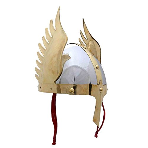 Winged Helmet (Deepeeka-AH3830 Viking Winged Helmet)