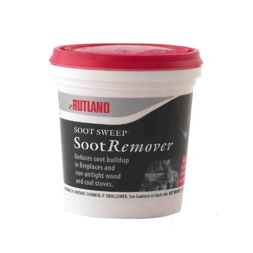 Rutland 100B Sweep Soot Remover, 2-Pound