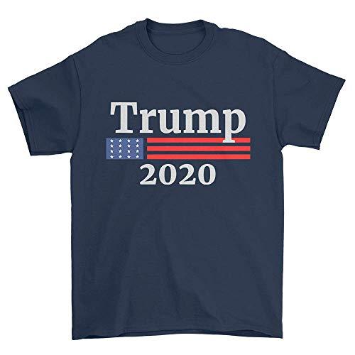 LED store Trump 2020 Election T-Shirt for Men & Women Navy