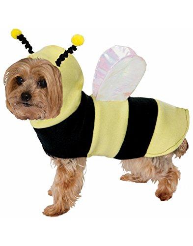 Busy Bee Halloween Costumes - Forum Novelties Bumble Bee Pet Costume
