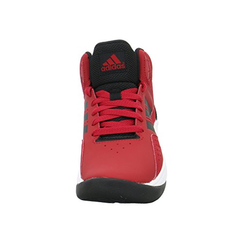 adidas Jungen Cloudfoam Ilation Mid K Turnschuhe Varios colores (Rojo (Rojpot / Negbas / Ftwbla))