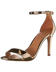 Aldo Women's Cardross High Heel 2 Piece Naked Sandal