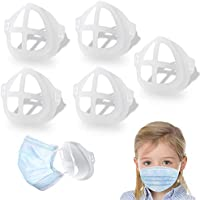 3D Mask Bracket - Oceantree Protect Lipstick Lips - Internal Support Holder Frame Nose Breathing smoothly - DIY Face...