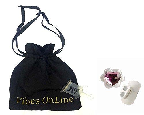 Power Gem Panty Vibrator-Pink Diamond