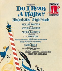 Do I Hear A Waltz? 1965 Original Broadway Cast