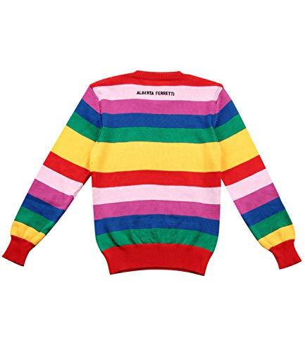 Rainbow 019307 Kids Week Ferretti Bambino Alberta Maglia Mod Junior Girl qxOaw4gWF4