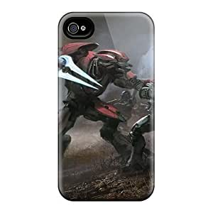 Iphone Case - Tpu Case Protective For Iphone 4/4s- Elite by lolosakes