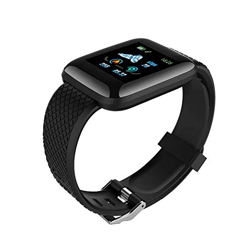 ANYIKE Fitness Watch 116 PLUS Smart Bracelet Watch with Heart Rate Blood Pressure Monitoring Track Movement for Kids…