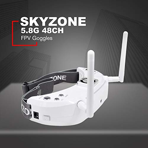 Wikiwand SKYZONE SKY03 3D/2D Glasses 5.8G 48CH Diversity Receiver FPV Goggles DVR by Wikiwand (Image #2)