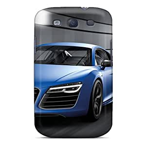 Galaxy S3 Cover Case - Eco-friendly Packaging(2013 Audi R8 V8)