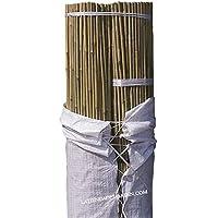 Suinga. 500 x TUTORES DE BAMBU 90 cm, diámetro 6-8 mm. Uso agrícola para sujetar árboles, plantas y hortalizas. Pack…