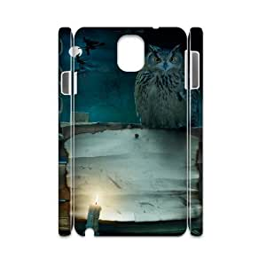V-T-C5037080 3D Art Print Design Phone Back Case Customized Hard Shell Protection Samsung galaxy note 3 N9000
