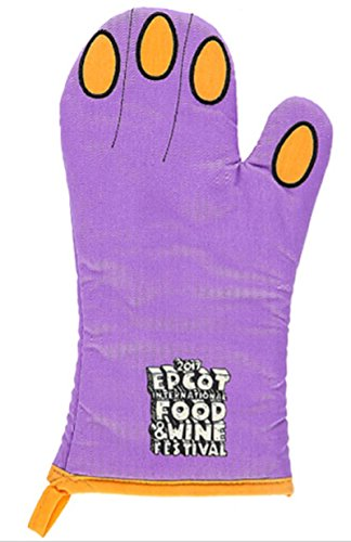 Disney Parks Oven Mitt - 2017 Epcot Food and Wine Festival - Figment (Epcot International Food And Wine Festival 2017)