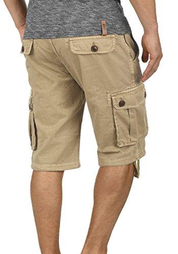 Coton Solide 100 Shorts Vizela Coupe Men Bermuda Normale Cargo x1vqw1HY