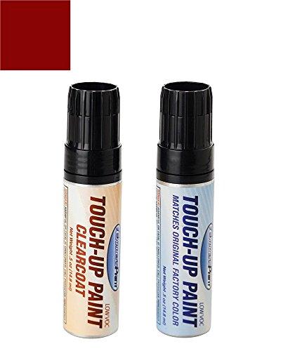 expresspaint-half-ounce-jar-chevrolet-corvette-automotive-touch-up-paint-marlboro-maroon-poly-975-19