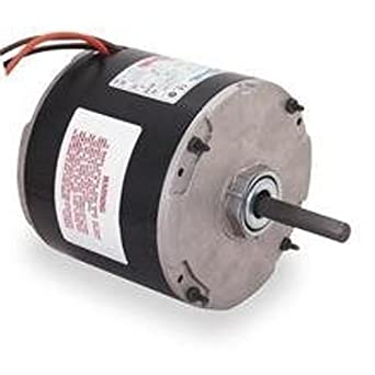 K55hxpdl 5033 oem upgraded emerson condenser fan motor 1 for Fan motor for lennox air conditioner