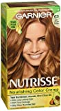 Garnier Nutrisse Nourishing Color Creme [63] Light Golden Brown 1 ea (Pack of 11)