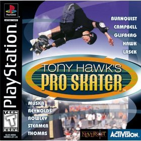 Tony Hawk's Pro Skater from Crave Entertainment