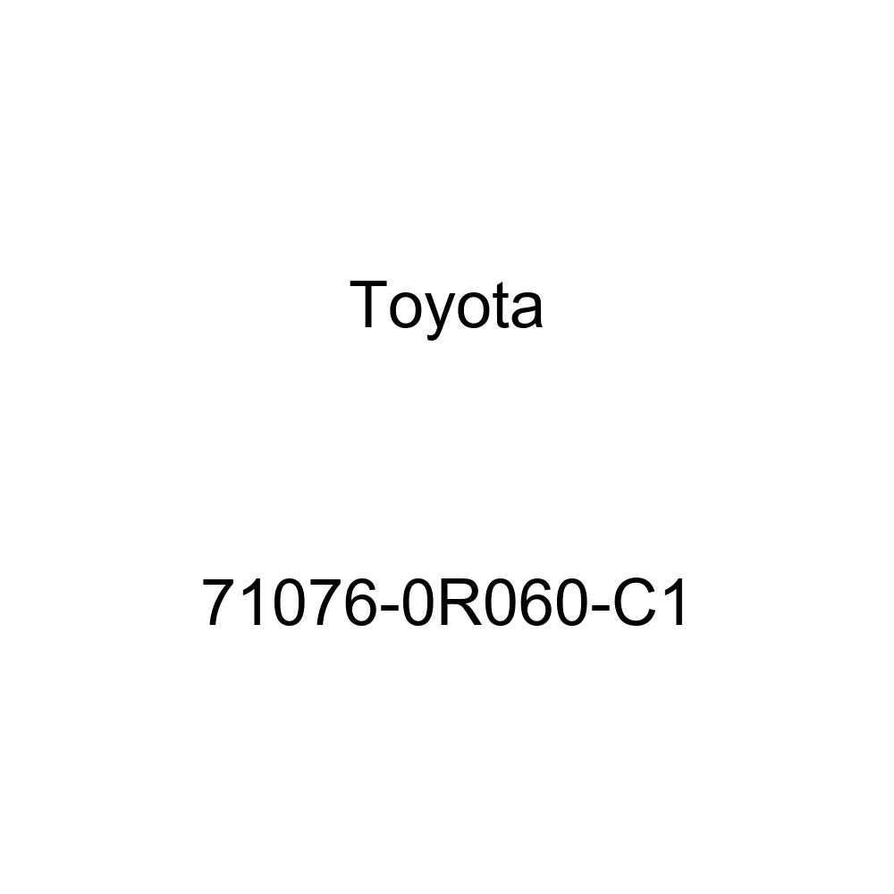 TOYOTA Genuine 71076-0R060-C1 Seat Cushion Cover