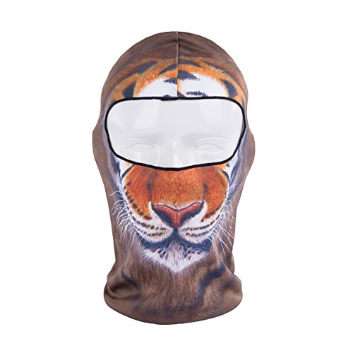 Price comparison product image 3D Outdoor Sports Skiing Fishing Neck Hood Full Face Mask Motorcycle Biking Balaclava - BB 04