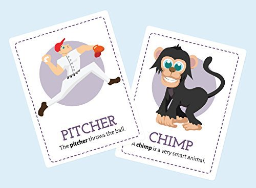 Set of 5: Speech Therapy Flashcard Games