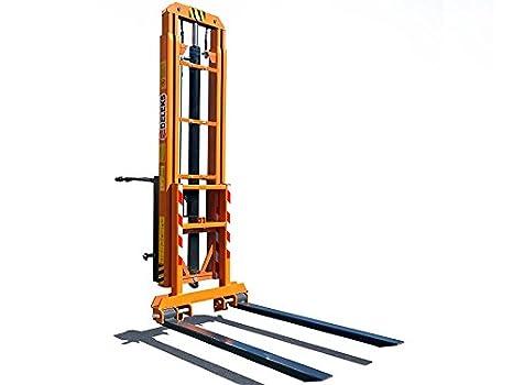 Muletto Elevatore Idraulico A Forche Per Trattore Dkl2200 Amazon