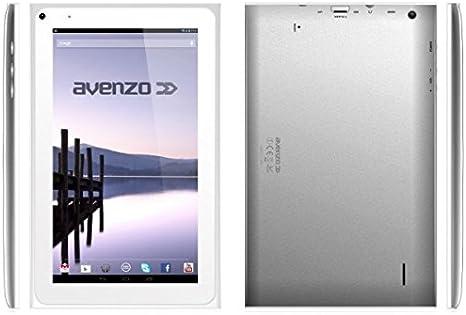 Avenzo Tablet 9 DC 1GB/8GB/BLUET/2WEB Blanca: Amazon.es: Electrónica