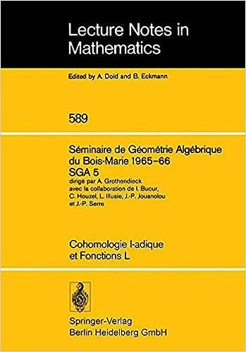 Amazon | Cohomologie l-adique ...
