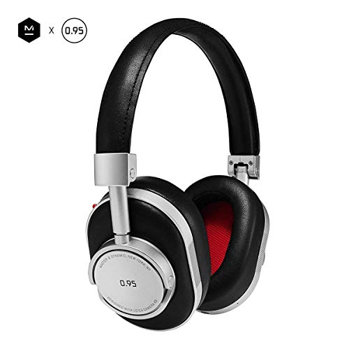 Master & Dynamic MW60 Wireless Bluetooth Foldable Headphones – Premium Over-the-Ear Headphones – Noise Isolating – Portable