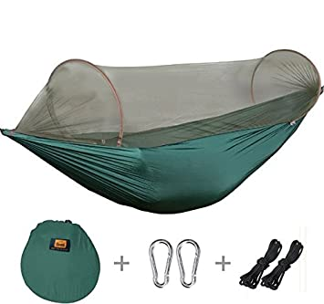 starrybay mosquito   hammock camping hammock  portable hammock  ultralight hammock with parachuate material amazon    starrybay mosquito   hammock camping hammock      rh   amazon