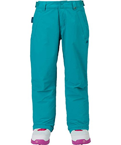 Burton Kids Girls Sweetart Snow Pants Everglade Size Medium by Burton
