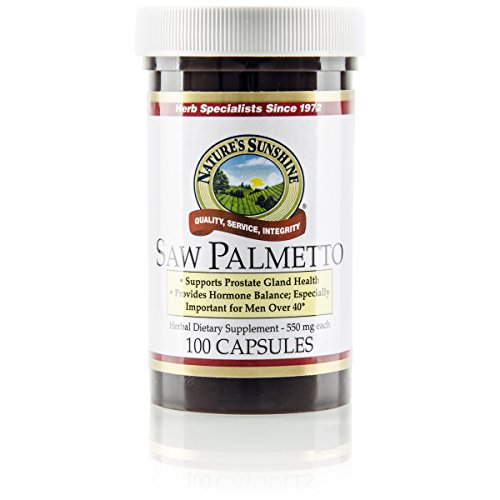 Saw Palmetto(100) Review