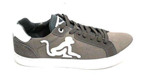 Gray Gray Blue DrunknMunky New England Sneaker Herren Navy Blue Classic Light BUqxznB