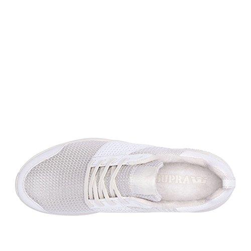 Supra Scissor - Zapatillas Hombre WHITE HARMONIC
