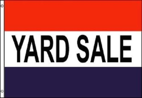 3X5 Advertising House Yard Sale Marketing Flag 3'X5' Banner