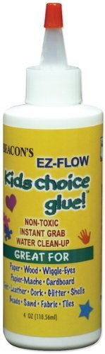 Beacon Kids Choice Glue. EZ-Flow, 4-Ounce