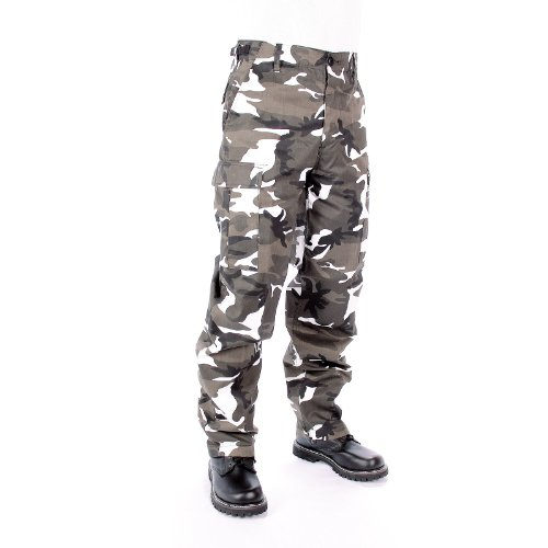 Mil-Tec Us Ranger Hose Typ BDU Pantalon armée Homme 2