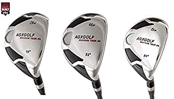 Amazon com : AGXGOLF Men's Magnum XS #3, 4 & 5 Hybrid