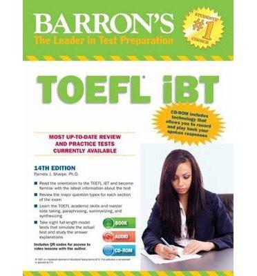 [(TOEFL Ibt)] [Author: Pamela J. Sharpe] published on (June, 2013)