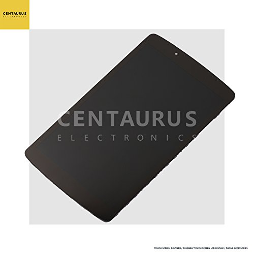 Full For LG G pad F 8.0 V496 V495 UK495 LCD Display Touch Digitizer Screen + Frame USA Black by CE CENTAURUS ELECTRONICS (Image #2)